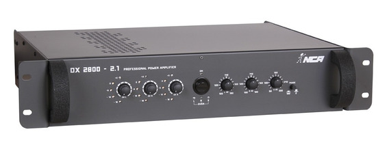 Amplificador De Potencia Dx2800-2.1