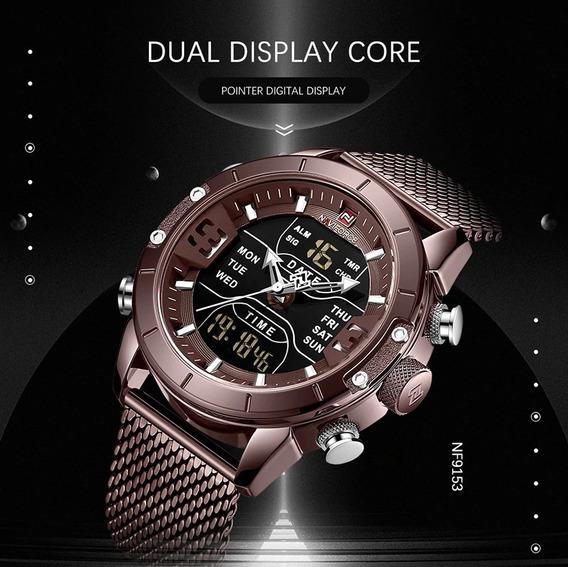 Relógio Importado Naviforce Novo E Original