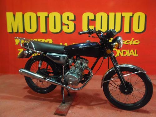 Zanella Sapucai Retro 125 Impecable == Motos Couto ==