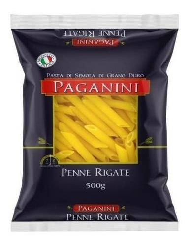Imagem 1 de 1 de Macarrão Penne Rigate Paganini 500g