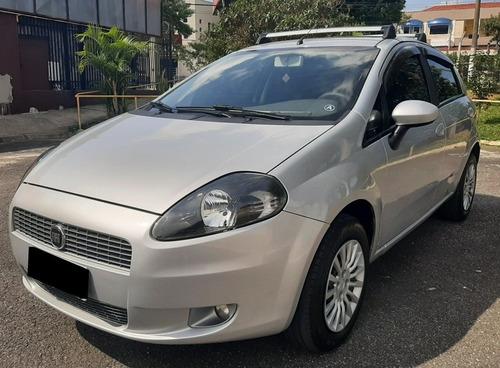 Imagem 1 de 13 de Fiat Punto 2008 1.4 Elx Flex 5p