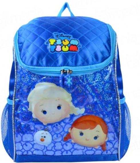Frozen Elsa Anna Disney Mochila Infantil Escolar Is32364ts
