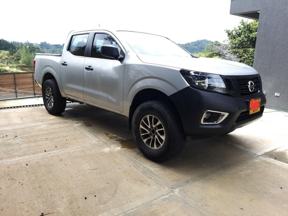 Nissan Frontier Np300 4x2 2017 Gasolina