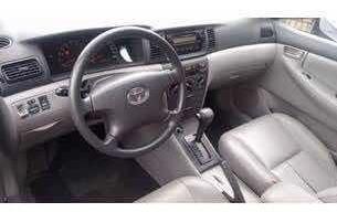 Toyota Corolla Xei 1.8 Flex Automatico 2008 Preto Revisado