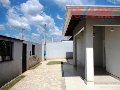 Casa Residencial À Venda, Parque Terranova, Valinhos - Ca0046. - Ca0046