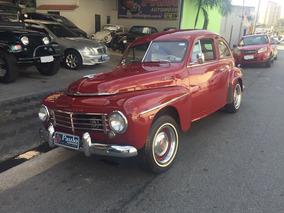 Volvo Pv 444/ 1951 Placa Preta