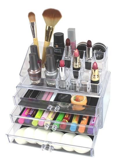 Organizador Para Cosmeticos De Acrilico Maquillaje