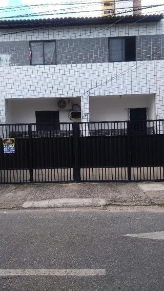 Casa Com 2 Dormitórios Para Alugar, 45 M² Por R$ 750/mês - Fátima - Fortaleza/ce - Ca0238
