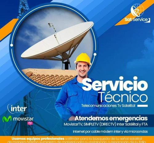 Kit Inter Televisión Satelital