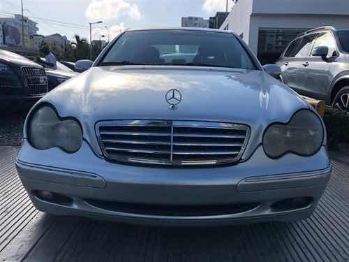 Mercedes-benz Clase C C200 Full