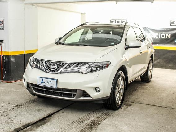 Nissan Murano 3.5 Le Cvt Srf 4x4 2014