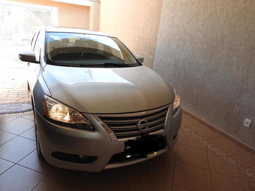 Nissan Sentra 2015 2.0 Sl Flex Aut. 4p