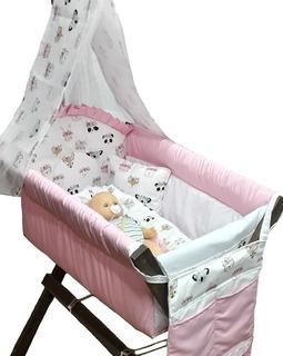 Catre Cuna Para Bebes -reforzado- (extra Confort) 30 Kg.