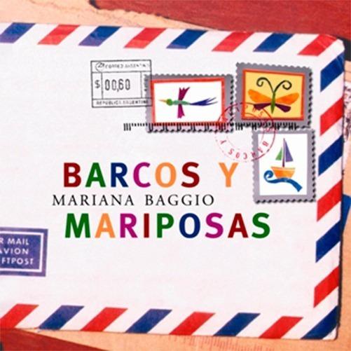 Cd Barcos Y Mariposas 1 Mariana Baggio Local A La Calle