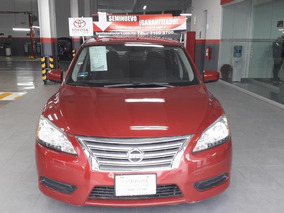 Nissan Sentra 4p Sense L4 1.8 Cvt