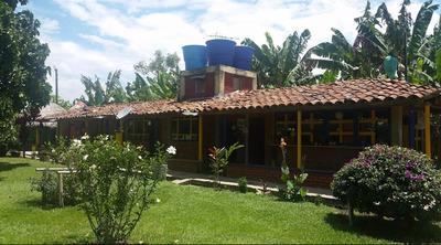 Se Vende Finca Hotel Pueblo Tapao (el Crucero)
