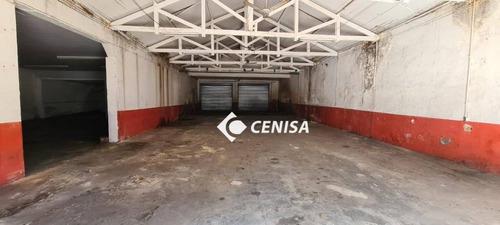 Imagem 1 de 1 de Galpão Para Alugar, 250 M² Por R$ 6.000,00/mês - Vila Vitória Ii - Indaiatuba/sp - Ga0113