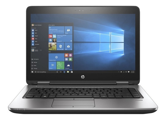 Laptop Hp Probook 640 G2 Modelo 7265ngw Memoria 12gb 2.40ghz