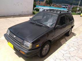 Chevrolet Sprin Cilindraje 1000 4 Puertas, Color Negro, 1992