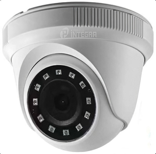 Camara Domo Metal Hikvision 2mp 1080p Turbo Hd Tvi Seguridad