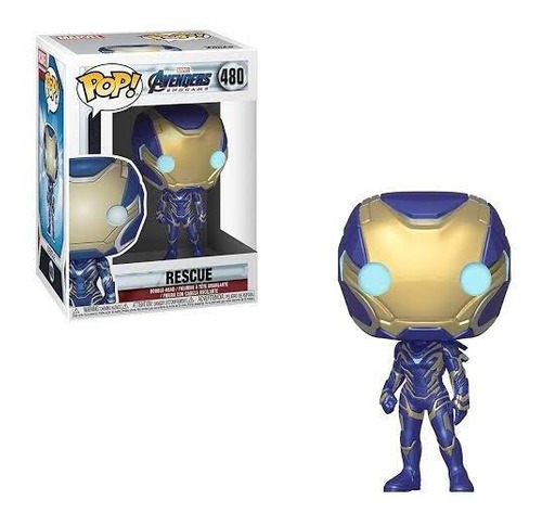 Funko Pop #480 Rescue - Avengers Endgame