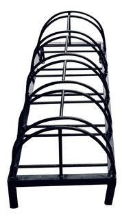 Bicicletero Metalico 5 Puestos. Estacionamiento Bici