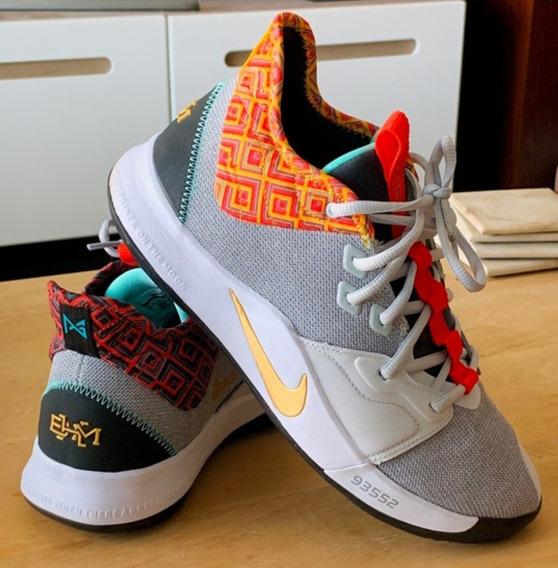 Nike Pg 3 Bhm EditionEdicion Limitada