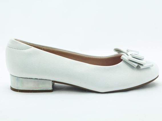 Sapato Social Infantil Menina Molekinha Delicado