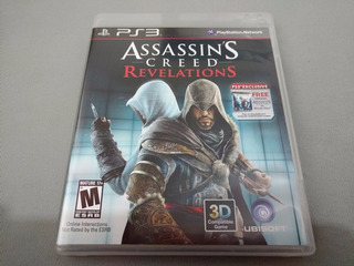 Assassins Creed Revelations Original Para Ps3