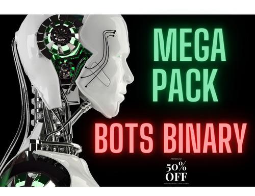 Imagem 1 de 5 de Mega Pack Bots Binary