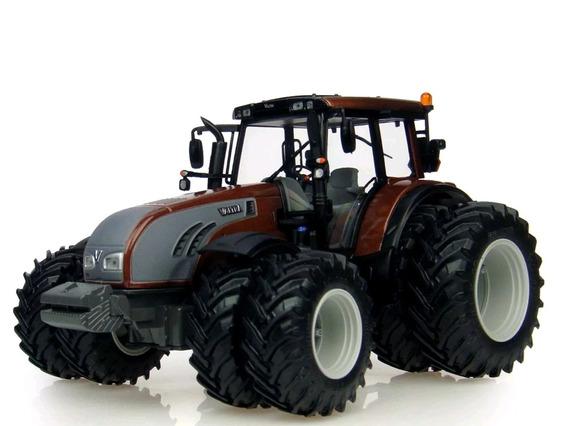 Miniatura Trator Valta T Series Felipado. Escala 1/32