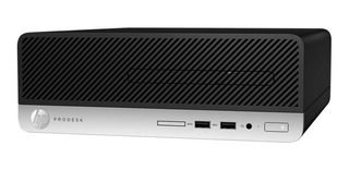 Computador Hp Prodesk 400 G4 Sff I3-7100 8gb Hd Ssd 240gb