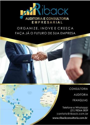 Projetos De Franquia  E Consultoria Empresarial