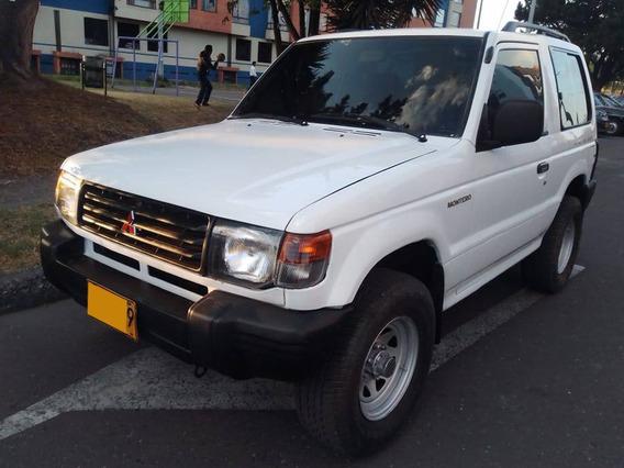 Mitsubishi Montero Hard Top Edición Lujo