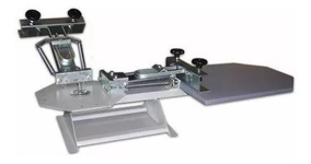 Berço / Mesa De Silk Screen - Printer 2