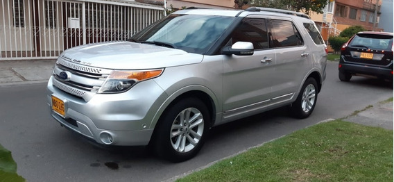 Ford Explorer Limited 3.5cc Full Equipo