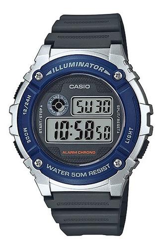 Relógio Casio Standard Masculino W-216h-2avdf