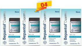 Bepantol Derma Solução 50ml 4 Frascos