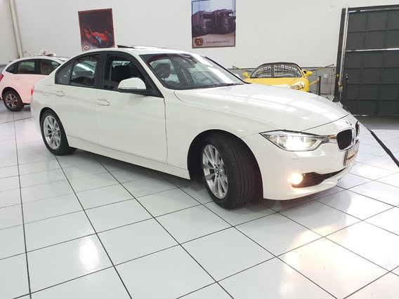 Bmw 328i 2012/2012 Blindada 2.0 Turbo 245 Cv