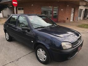 Ford Fiesta 1.8 Lx D 2002