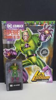 Lex Luthor - Dc Comics - La Nacion Resina - Los Germanes