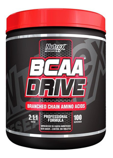 Bcaa Drive 200 Tabletes Nutrex Research
