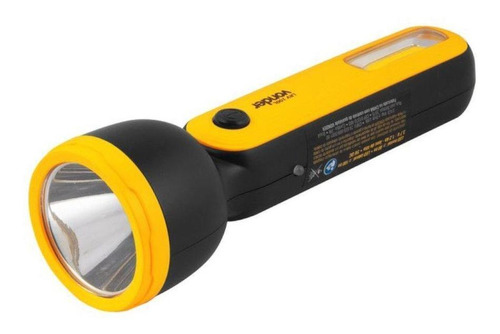 Lanterna Vonder Recarregável 80-100 Lumens Led Bateria Lítio