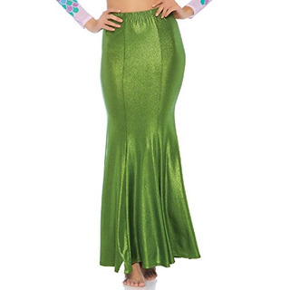 Leg Avenue Womens Plus Size Shimmer Falda De Sirena En La Co