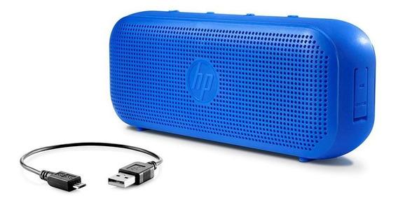 Speaker Mobile Bluetooth S400 Azul Hp