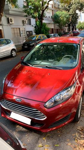 Ford Fiesta Kinetic Design 1.6 S 120cv Con Strong Proteccion