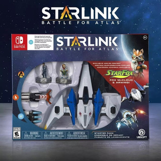 Starlink Battle For Atlas Nintendo Switch Starter Edicion