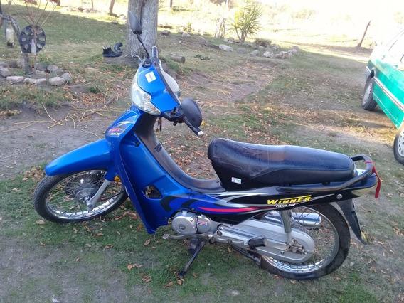 Moto Winner Muy Buen Estado