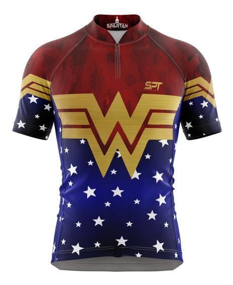 Camisa Mtb Ciclista Spartan New Ref 02 Uv 50+ ( Lançamento)