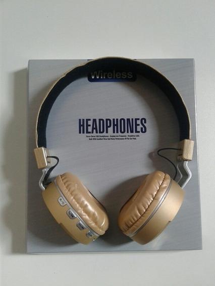 Headfone Stereo Az-006 Wireless Jbl Hi-fi Fone De Ouvido